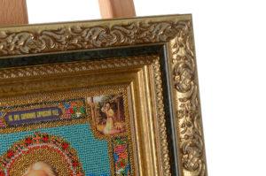 Оформление икон в багет