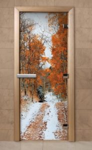 Стекло для двери